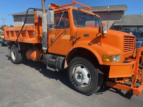 1999 International 4900 for sale at Dorn Brothers Truck and Auto Sales in Salem OR