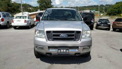 2005 Ford F-150 for sale at DISCOUNT AUTO SALES in Johnson City TN