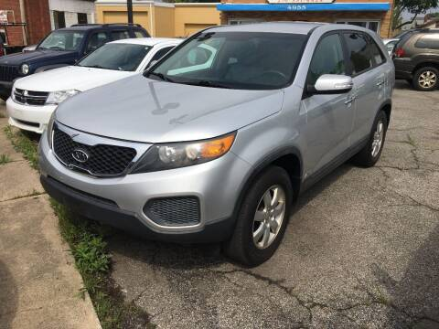 2012 Kia Sorento for sale at Payless Auto Sales LLC in Cleveland OH