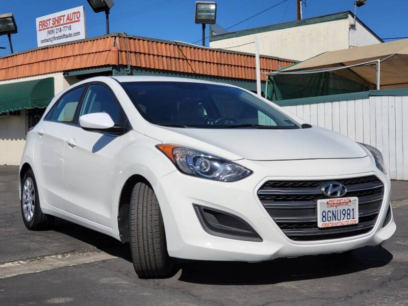 2016 Hyundai Elantra GT for sale at First Shift Auto in Ontario CA