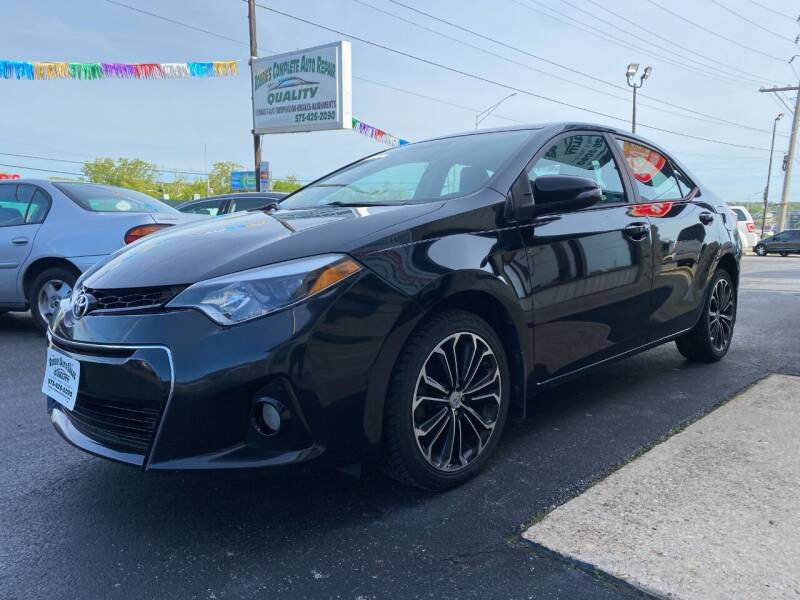 2014 Toyota Corolla for sale at Robbie's Auto Sales and Complete Auto Repair in Rolla MO