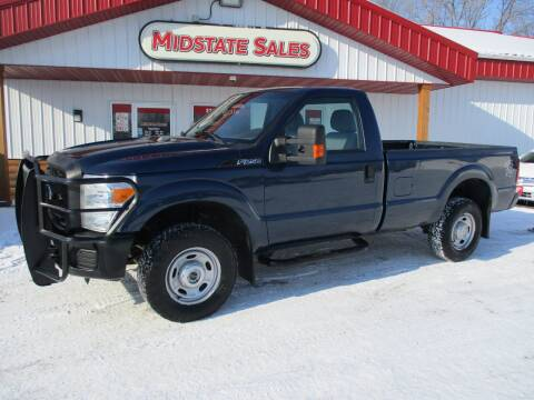 2014 Ford F-250 Super Duty for sale at Midstate Sales in Foley MN