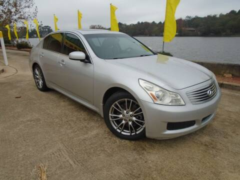 2008 Infiniti G35 for sale at Lake Carroll Auto Sales in Carrollton GA