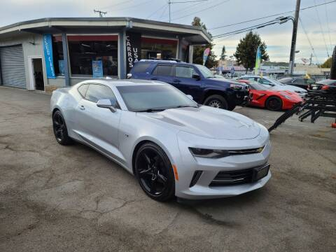 2018 Chevrolet Camaro for sale at Imports Auto Sales & Service in San Leandro CA