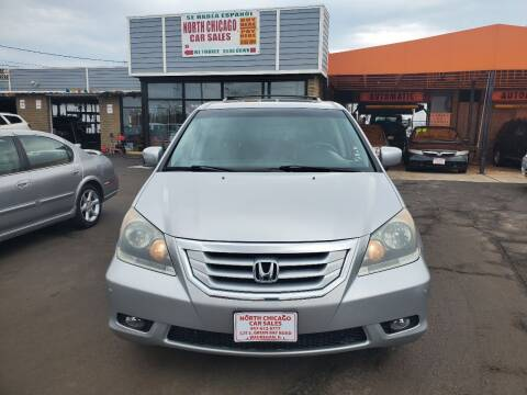 2010 Honda Odyssey for sale at North Chicago Car Sales Inc in Waukegan IL