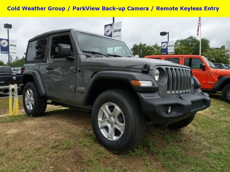 2020 Jeep Wrangler for sale in Crestview, FL