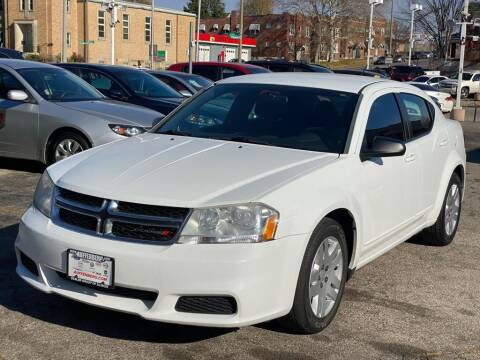 2012 Dodge Avenger for sale at IMPORT Motors in Saint Louis MO