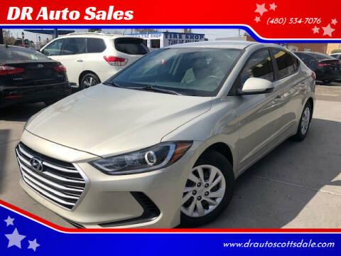 2017 Hyundai Elantra for sale at DR Auto Sales in Scottsdale AZ