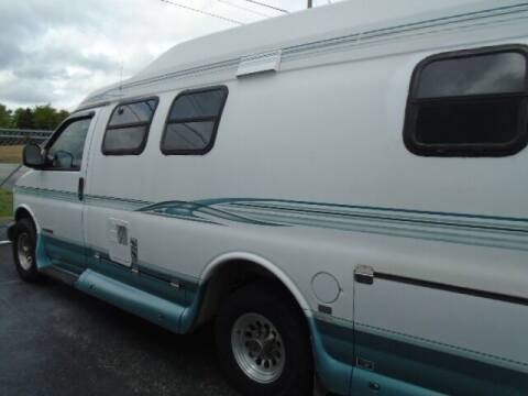1999 Roadtrek 200 Versatile for sale at Lee RV Center in Monticello KY