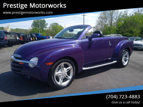 2004 Chevrolet SSR for sale at Prestige Motorworks in Concord NC