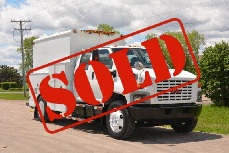 2007 GMC C6500 for sale at Signature Truck Center - Service-Utility Truck in Crystal Lake IL