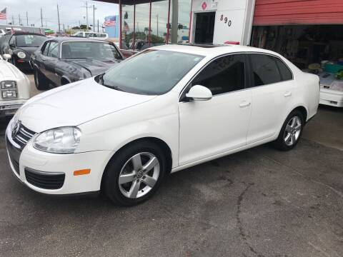 2009 Volkswagen Jetta for sale at TOP TWO USA INC in Oakland Park FL