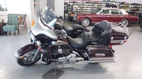 2007 Harley Davidson Ultra Classic for sale at Adams Enterprises in Knightstown IN