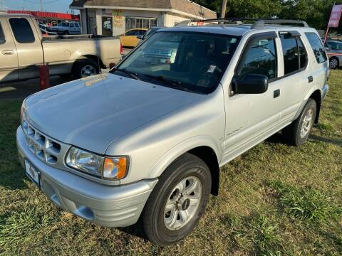 2001 Isuzu Rodeo for sale at Cash Car Outlet in Mckinney TX