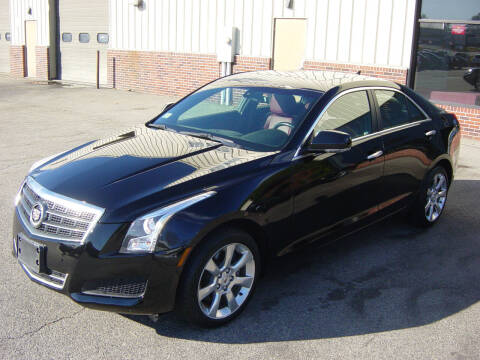 2014 Cadillac ATS for sale at North South Motorcars in Seabrook NH