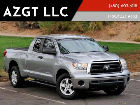 2013 Toyota Tundra for sale at AZGT LLC in Phoenix AZ