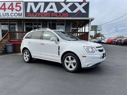 2013 Chevrolet Captiva Sport for sale at Maxx Autos Plus in Puyallup WA