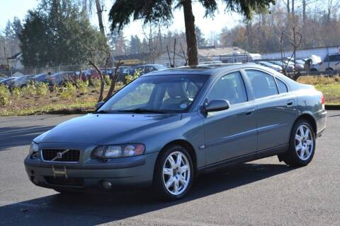 2003 Volvo S60 for sale at Skyline Motors Auto Sales in Tacoma WA
