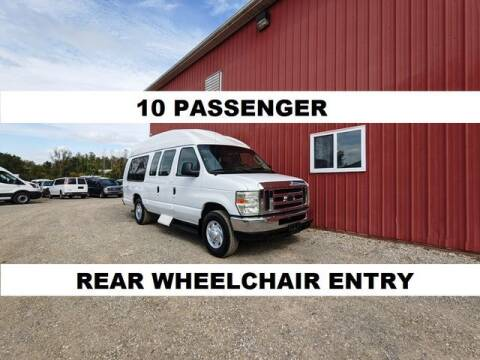 2008 Ford E-Series Cargo for sale at Windy Hill Auto and Truck Sales in Millersburg OH
