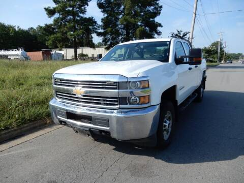 2015 Chevrolet Silverado 2500HD for sale at United Traders Inc. in North Little Rock AR
