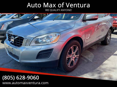 2013 Volvo XC60 for sale at Auto Max of Ventura in Ventura CA