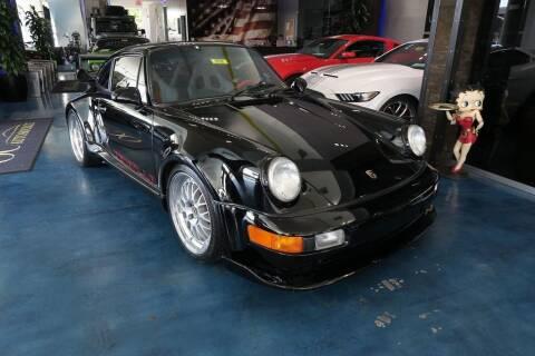 1990 Porsche 911 for sale at OC Autosource in Costa Mesa CA