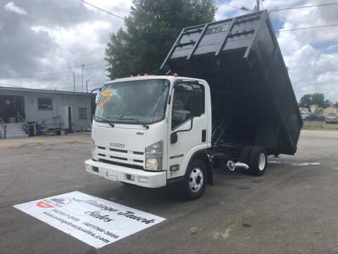 2009 Isuzu NPR-HD for sale at Orange Truck Sales in Orlando FL