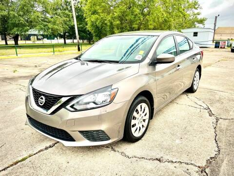 2016 Nissan Sentra for sale at Southeast Auto Inc in Baton Rouge LA