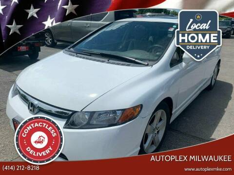 2006 Honda Civic for sale at Autoplex Milwaukee in Milwaukee WI