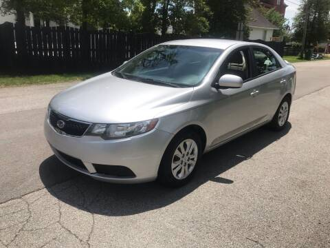2011 Kia Forte for sale at Eddie's Auto Sales in Jeffersonville IN