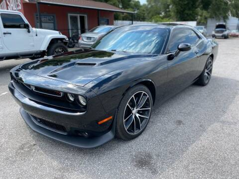 2016 Dodge Challenger for sale at CHECK AUTO, INC. in Tampa FL