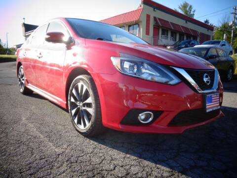 2016 Nissan Sentra for sale at Quickway Exotic Auto in Bloomingburg NY