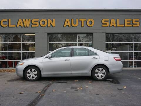 2007 Toyota Camry for sale at Clawson Auto Sales in Clawson MI