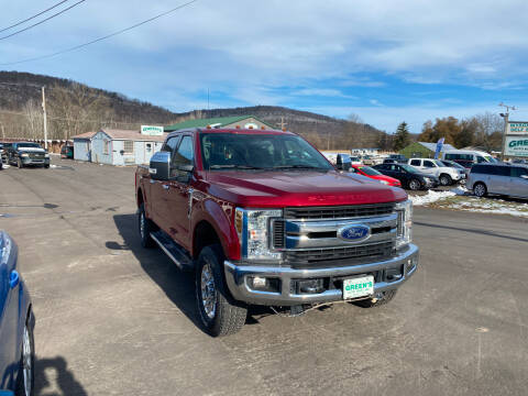 2019 Ford F-250 Super Duty for sale at Greens Auto Mart Inc. in Wysox PA