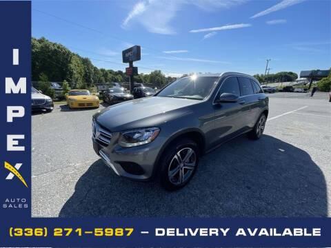2017 Mercedes-Benz GLC for sale at Impex Auto Sales in Greensboro NC