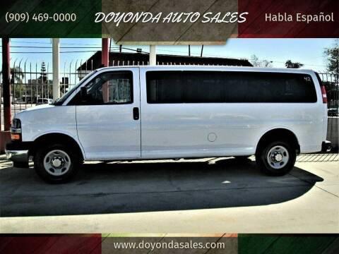 2017 Chevrolet Silverado 3500HD for sale at DOYONDA AUTO SALES in Pomona CA