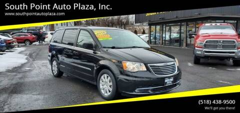 2014 Chrysler Town and Country for sale at South Point Auto Plaza, Inc. in Albany NY