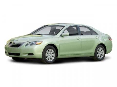 2008 Toyota Camry Hybrid for sale at The Back Lot in Lebanon PA