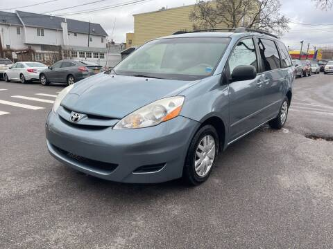 2008 Toyota Sienna for sale at Kapos Auto, Inc. in Ridgewood, Queens NY