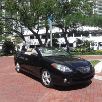 2006 Toyota Camry Solara for sale at Choice Auto in Fort Lauderdale FL