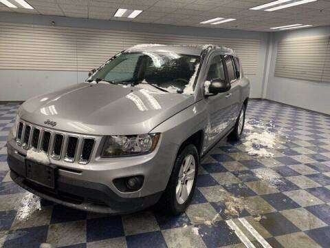 2015 Jeep Compass for sale at Mirak Hyundai in Arlington MA