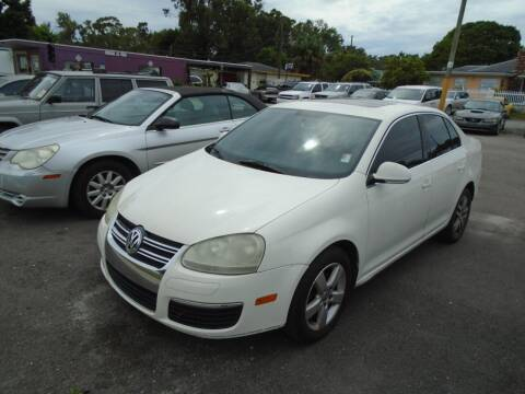 2006 Volkswagen Jetta for sale at Bargain Auto Mart Inc. in Kenneth City FL