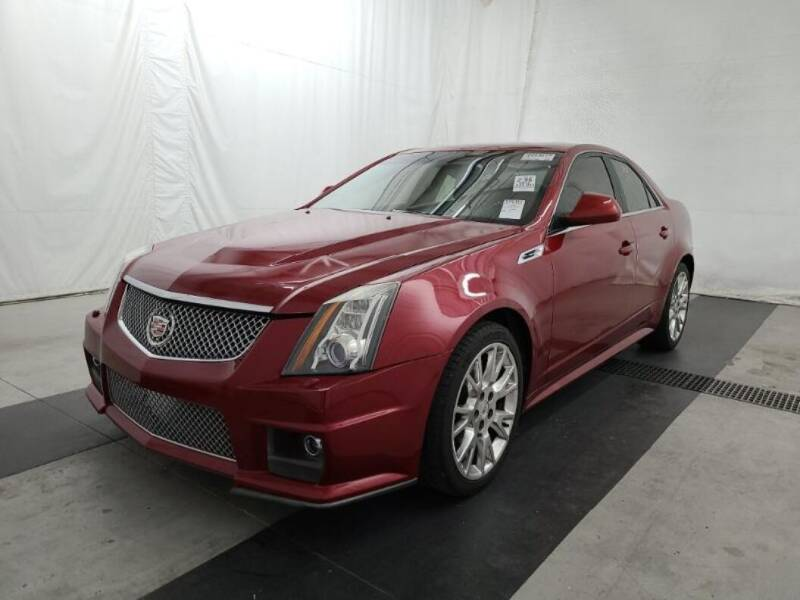 2012 Cadillac CTS for sale at A.I. Monroe Auto Sales in Bountiful UT