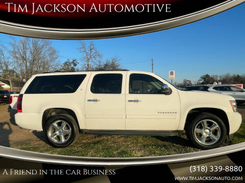 2013 Chevrolet Suburban for sale at Tim Jackson Automotive in Jonesville LA