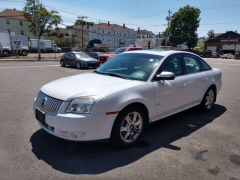 2008 Mercury Sable for sale at A J Auto Sales in Fall River MA