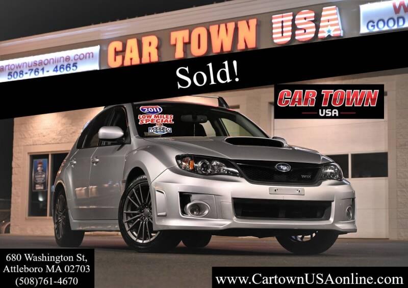 2011 Subaru Impreza for sale at Car Town USA in Attleboro MA