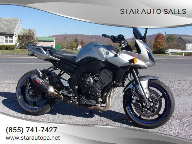 2011 Yamaha FZ1 for sale at Star Auto Sales in Fayetteville PA