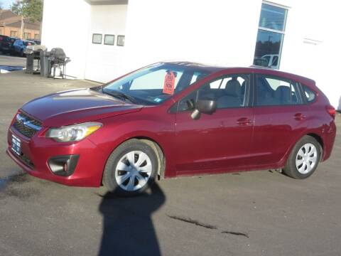 2014 Subaru Impreza for sale at Price Auto Sales 2 in Concord NH