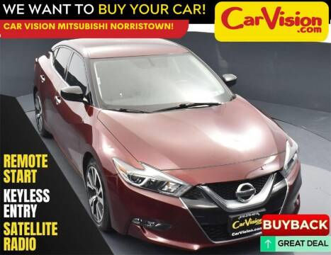 2017 Nissan Maxima for sale at Car Vision Mitsubishi Norristown in Norristown PA