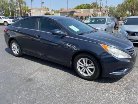 2013 Hyundai Sonata for sale at Brown & Brown Wholesale in Mesa AZ